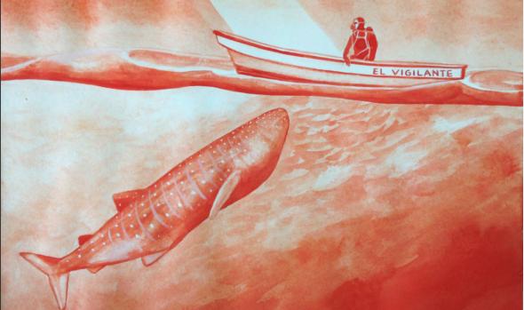 """Exposición """"Entrar en la Barca"""" presenta la Sala Viña del Mar on line"""