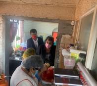 """Autoridades llaman a postular al programa """"organizaciones en acción"""" de Fosis para recibir apoyo en pandemia"""