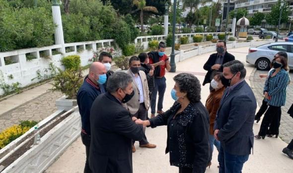Casino Municipal de Viña del Mar reabrió sus puertas para reactivar el turismo