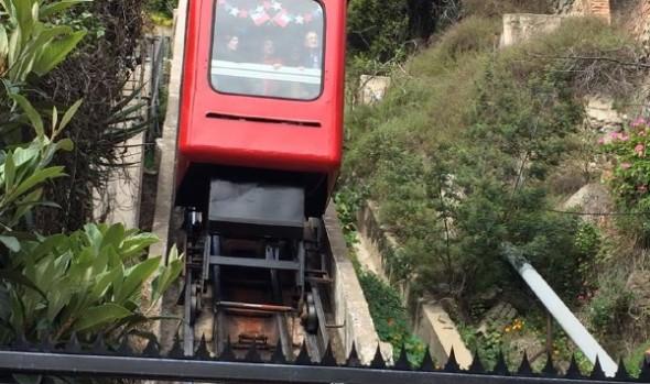 Funicular Villanelo en Viña del Mar reiniciará pronto sus operaciones