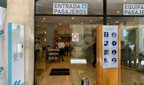 Autoridades dan el vamos a reapertura de Hotel Gala y reconocen a emprendedores que retoman sus actividades