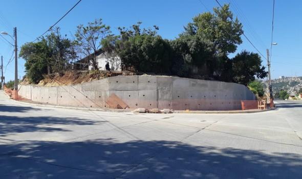 Municipio de Viña del Mar desarrolla diversos proyectos de infraestructura pública en barrios de la comuna