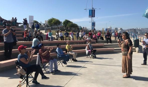 Con mensaje de unidad conmemoran 146º aniversario de la fundación de Viña del Mar
