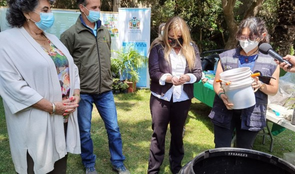 Municipio de Viña del Mar invita a las familias a participar en talleres de educación ambiental online
