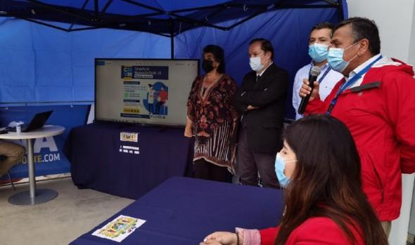Municipio de Viña del Mar inició proceso de inscripción para vacunarse contra el Covid 19