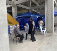 Se inició vacunación a profesores y trabajadores de educación en Viña del Mar