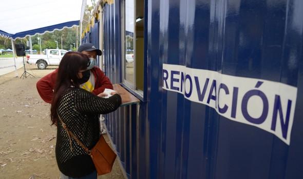 Estadio Sausalito se encuentra habilitado para proceso de renovación de permisos de circulación 2021