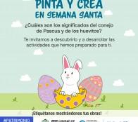 Municipio de Viña del Mar invita a pintar y crear en Semana Santa
