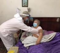 Enfermos postrados serán vacunados contra la influenza en sus domicilios por Área de Salud de la Corporación Municipal de Viña del Mar