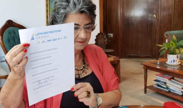 Viña del Mar Convention Bureau establece alianza estratégica con 6 ciudades de latinoamérica para recuperar mercados