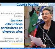 Alcaldesa Virginia Reginato entregó detallada Cuenta Pública de su gestión  durante un año marcado por la pandemia