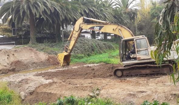 Municipio de Viña del Mar está preparado para nuevo sistema frontal