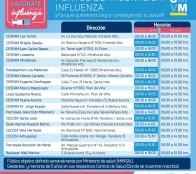 Más de 50 mil personas han sido vacunadas contra la influenza en Viña del Mar