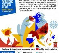 Viña del Mar conmemora Día del Patrimonio con actividades on line