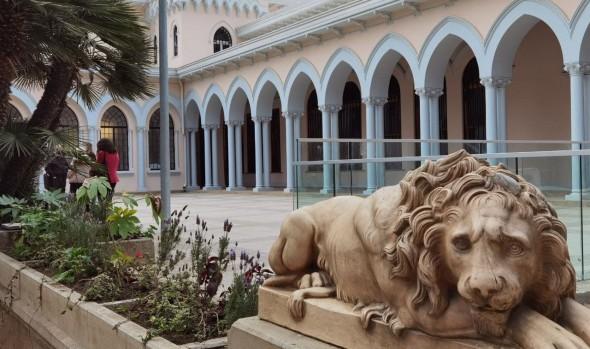 Ministra de Cultura conoció restauración del Palacio Vergara de Viña del Mar y proceso de habilitación