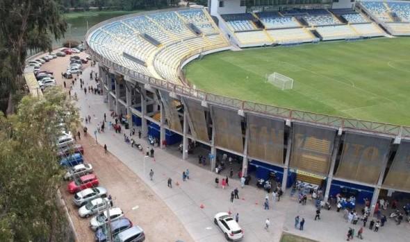 Estadio Sausalito abrirá nuevamente sus puertas este sábado para vacunación contra el Covid 19