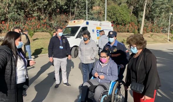 En Viña del Mar, autoridades reiteraron  llamado a jóvenes a vacunarse contra el covid-19