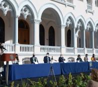 """Alcaldesa de Viña del Mar Macarena Ripamonti asume mando del municipio de cuidados: """"Pondremos la relación con la comunidad en el centro de nuestra gestión"""""""