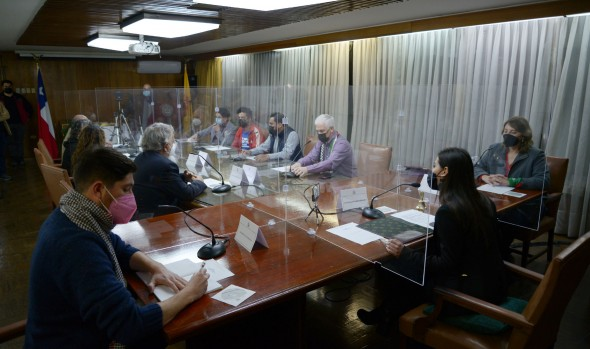 Nuevo Concejo Municipal de Viña del Mar se instala para el período 2021-2024