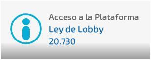 Ley de Lobby