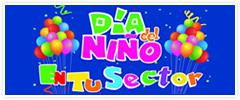Día del Niño en tu Sector