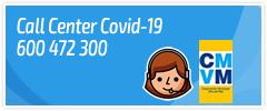 Teléfono ayuda COVID-19