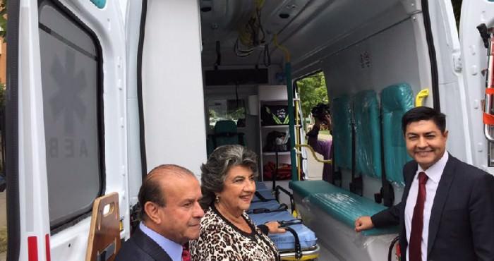 Ambulancias para Sapu de Viña del Mar